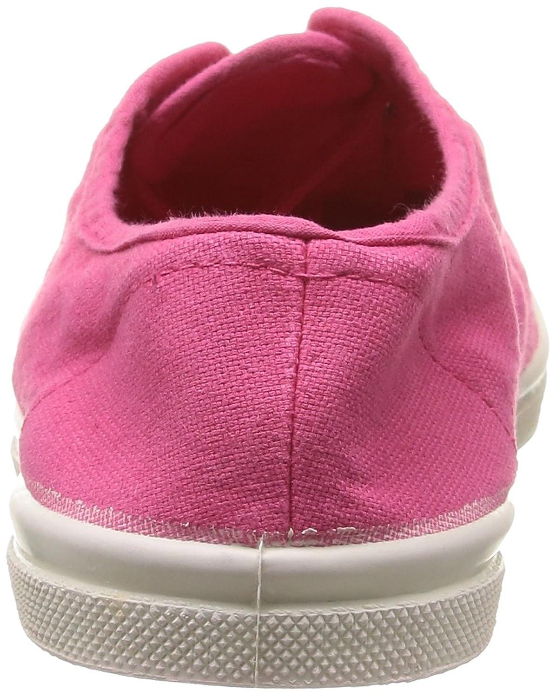 Bensimon Tennis - Zapatillas de Deporte de Lona Para Mujer Rosa Rose (Rose Vif 468) 39 h17Z7j250