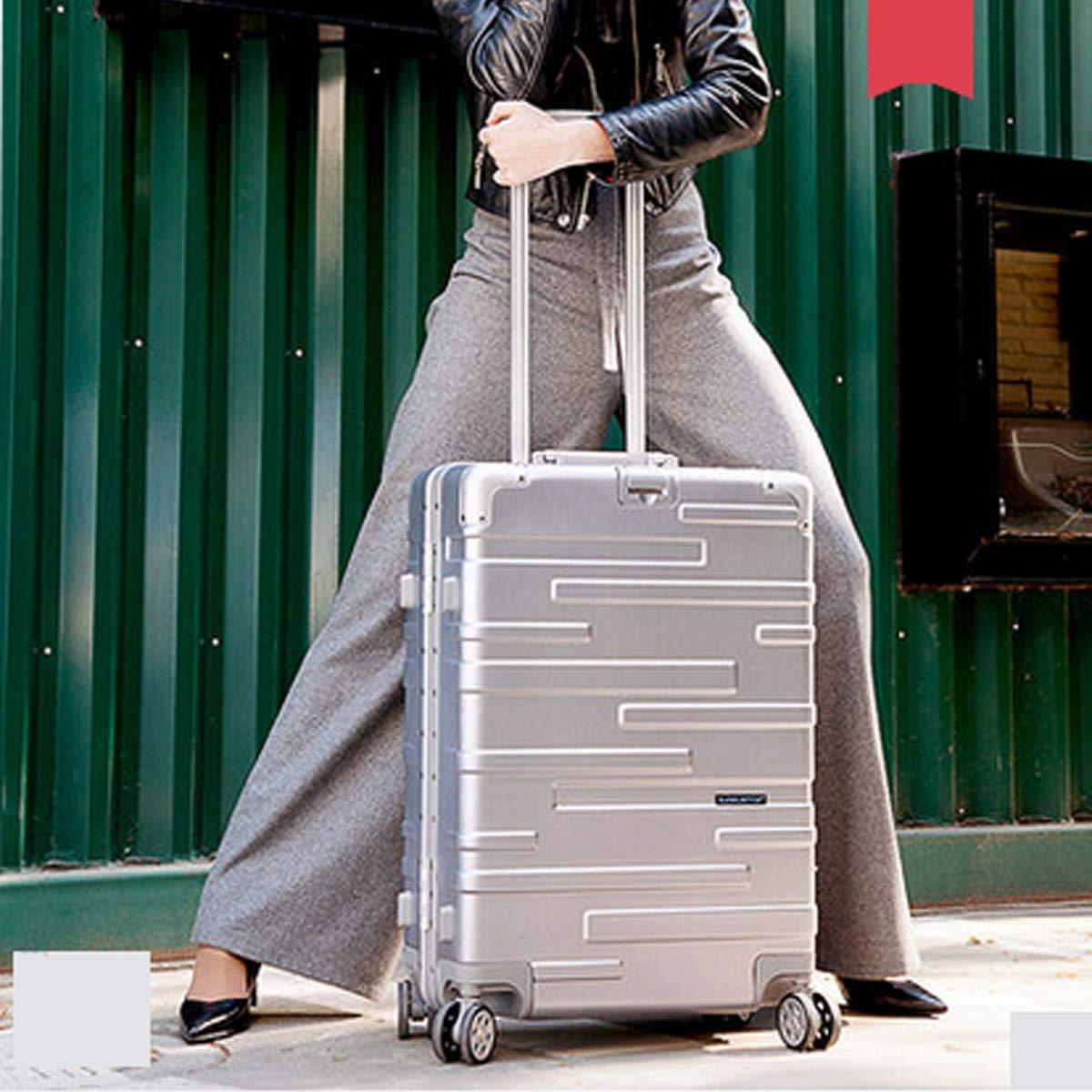Amazon com: Kehuitong Hard Suitcase, Travel Organizer
