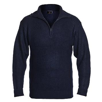 BW Isländer Pullover blau S-XXXL S S,Blau