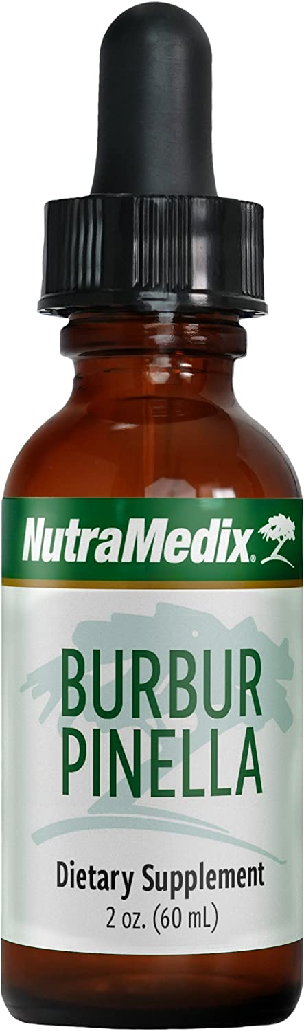 NutraMedix Burbur-Pinella Detox – Peruvian Herbal Blend, Cleansing Support 2 oz 60 ml