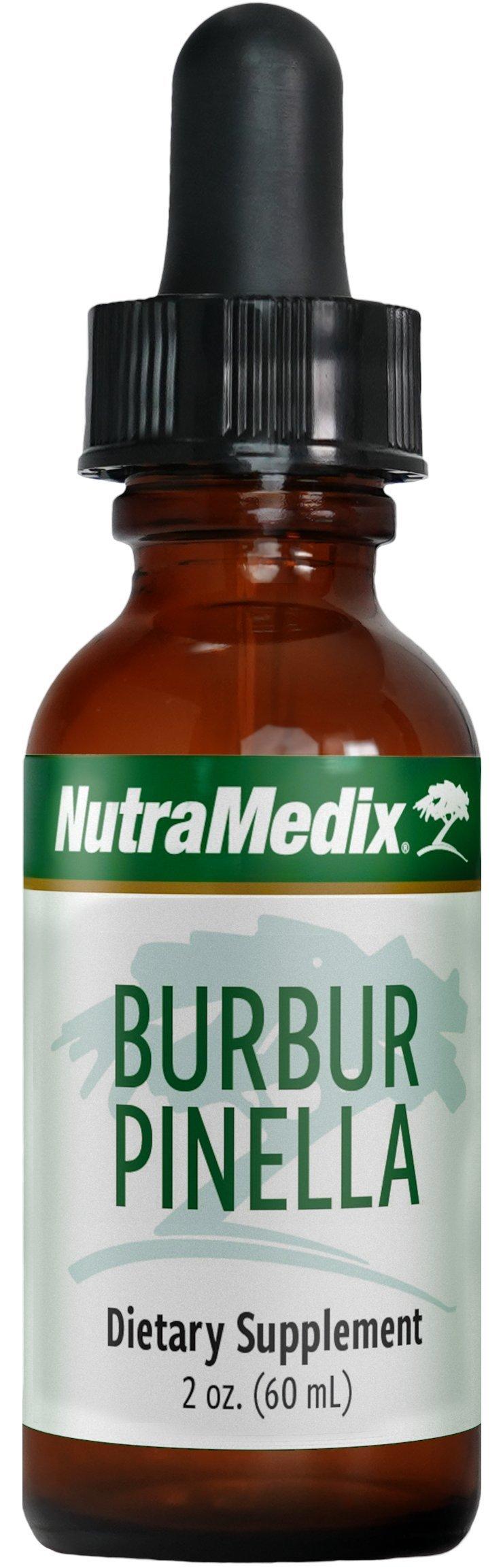 NutraMedix Burbur-Pinella Detox - Peruvian Herbal Blend, Cleansing Support (2 Ounces, 60 Milliliters)