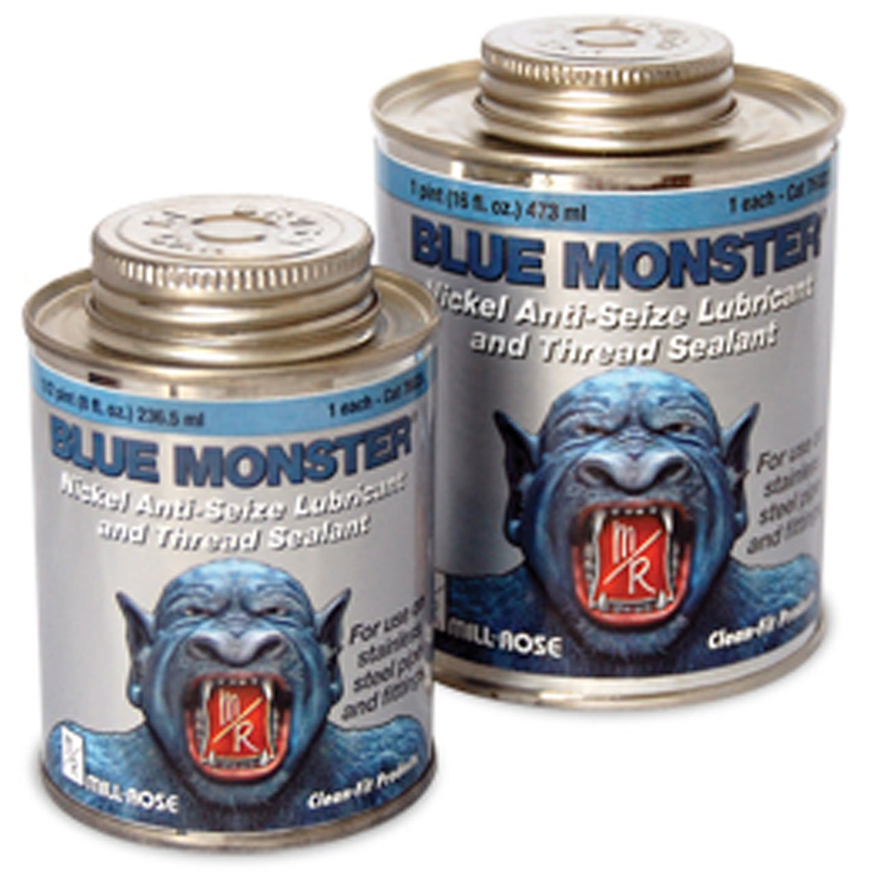 Millrose 76022 Monster Nickel Anti-Seize Lubricant, 16-Ounce, Blue