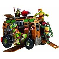 Giochi Preziosi Ninja Turtles, Camion Shell Raiser