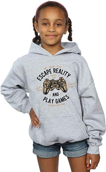 Drewbacca Girls Lets Play Games Hoodie