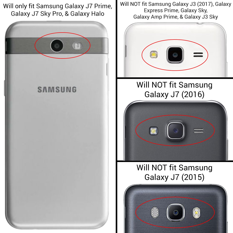 Amazon Galaxy J7 Prime Case Galaxy J7 Sky Pro Case Galaxy