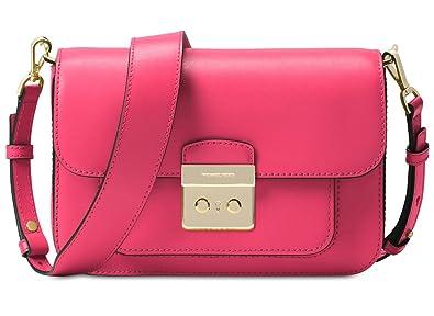 81ec273ab244 get michael michael kors womens sloan editor shoulder bag rose pink 0c871  557d3