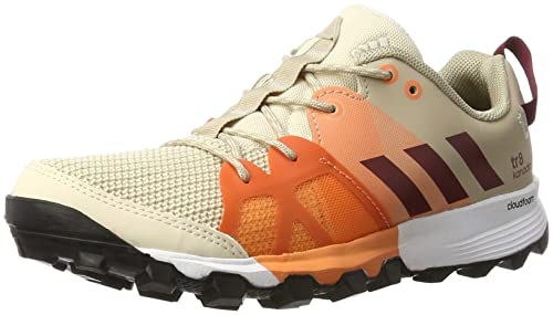 adidas Kanadia 8 Womens Trail Running Shoes - SS17-6.5 - Orange