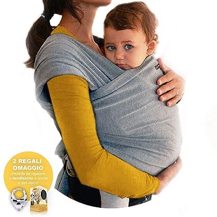 fad1a565b3b Fascia Porta Bebè BabyChoice Elastica per Bambino