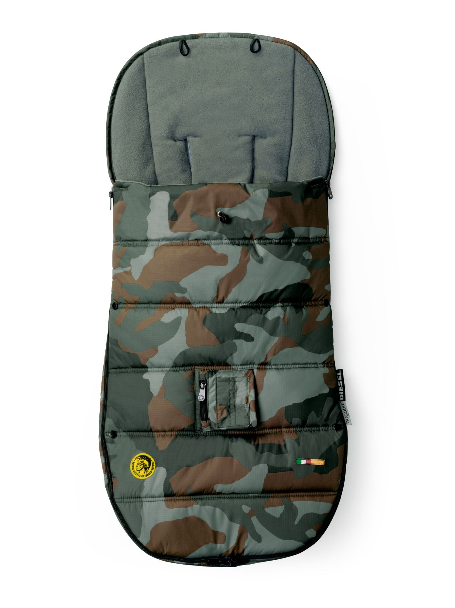 Bugaboo Special Edition Footmuff, Diesel Camouflage