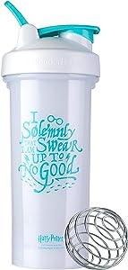 Blender Bottle Harry Potter Pro Series 28-Ounce Shaker Bottle, I Solemnly Swear
