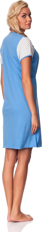 Be Mammy Maternity Night Dress 2M3L6