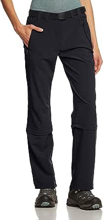 CMP - Pantalón para mujer (con cremallera para convertir en bermudas)