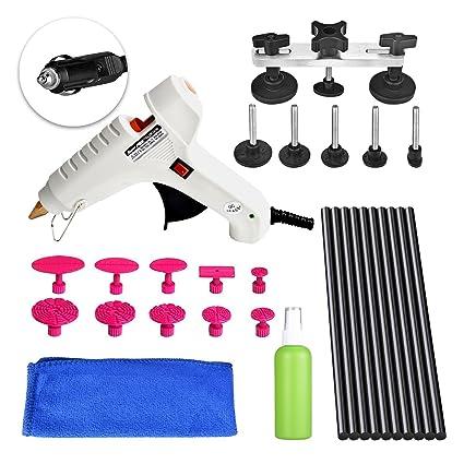 Kit de reparación de abolladuras de coche de 24 piezas AUTOPDR®, kit