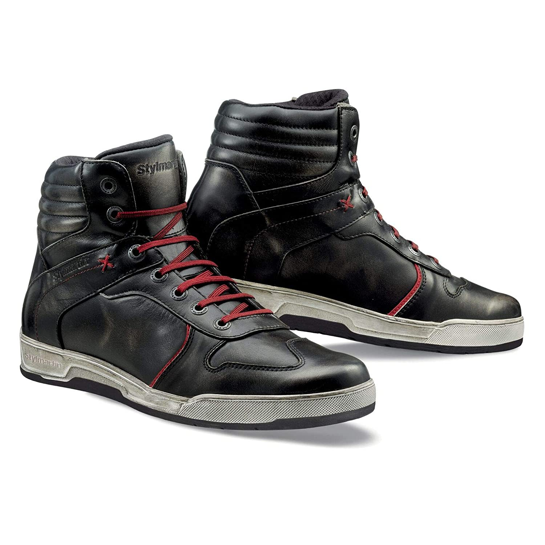 Stylmartin Iron Riding Shoes 39 STY112GR-39 B07BDNW6T8 10 39