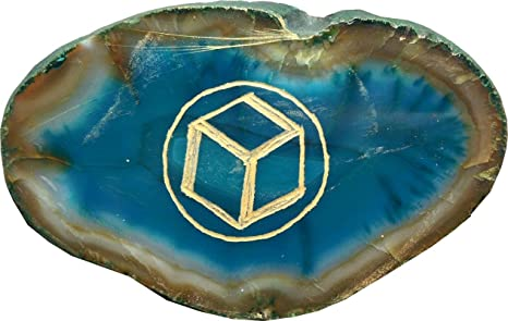 Aldomin Antahkarana A Powerfull Healing Symbol Agate Stone 37