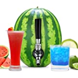 Watermelon Taping Kit Combo - Natural Keg For Your Cocktails and Beer - Tap a Watermelon or Pumpkin to Make your Favorite Drinks, Homebrewing