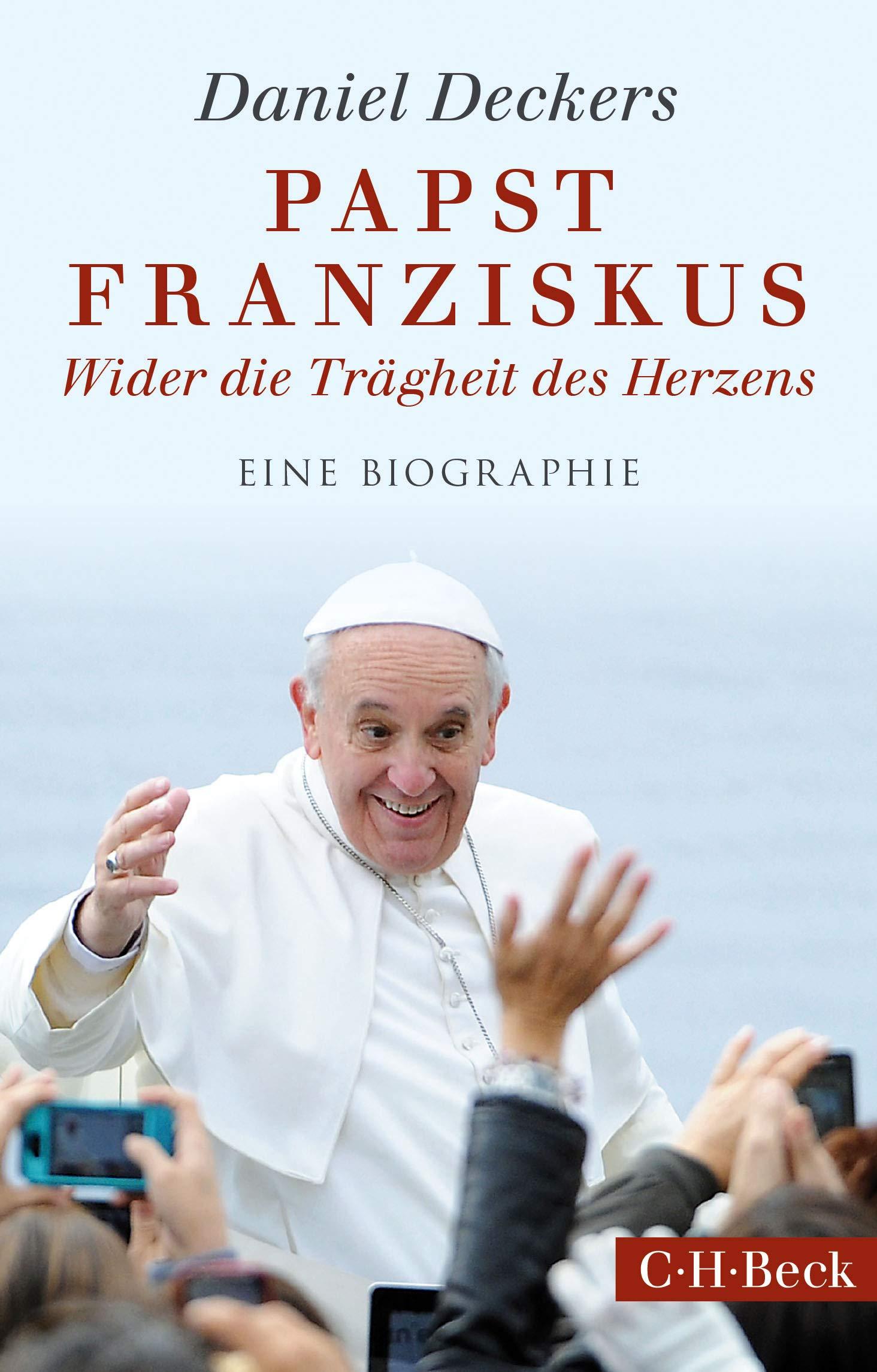 Papst Franziskus  Wider Die Trägheit Des Herzens