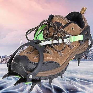 Puños Antideslizantes para Zapatos Puños para Hielo Picos ...