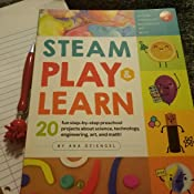 Amazon.com: STEAM Play & Learn: 20 fun step-by-step ...