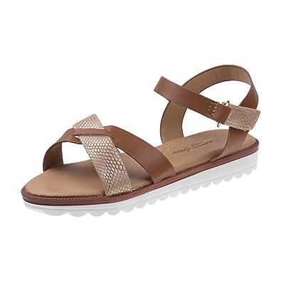 66a4813a59c Nanette Lepore Girls Criss Cross Strap Summer Sandals