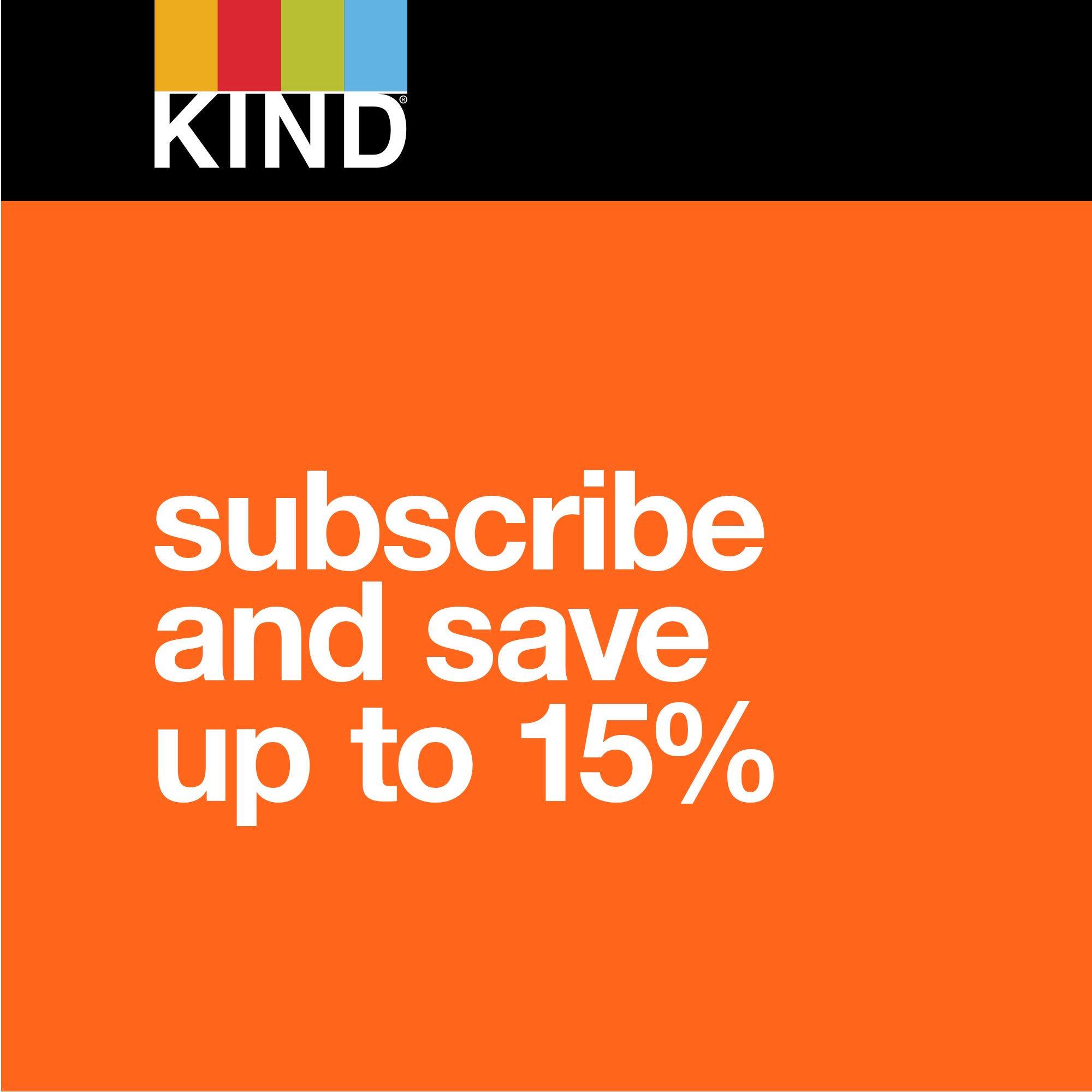 KIND Healthy Grains Granola Bars, Peanut Butter Dark Chocolate, Gluten Free, 1.2 oz, 30 Count by KIND (Image #7)