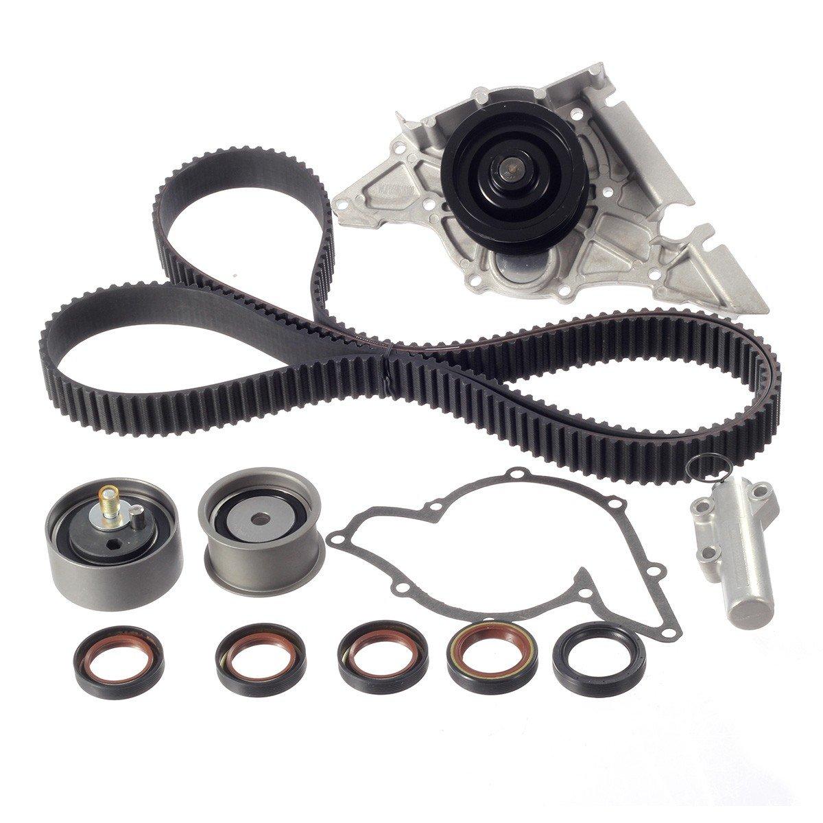 Timing Belt Water Pump Kit Tckwp297 Fits 1998 2001 Audi 1999 Isuzu Rodeo 2 A4 V6 28l 2005 Volkswagen Passat Automotive