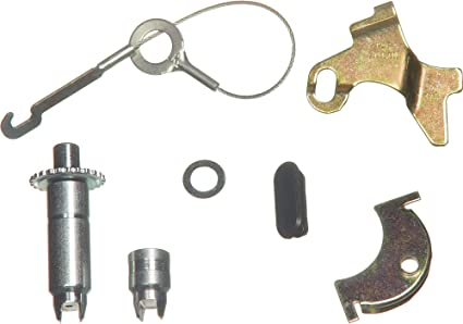 Drum Brake Self Adjuster Repair Kit Rear//Front-Left Carlson H2514