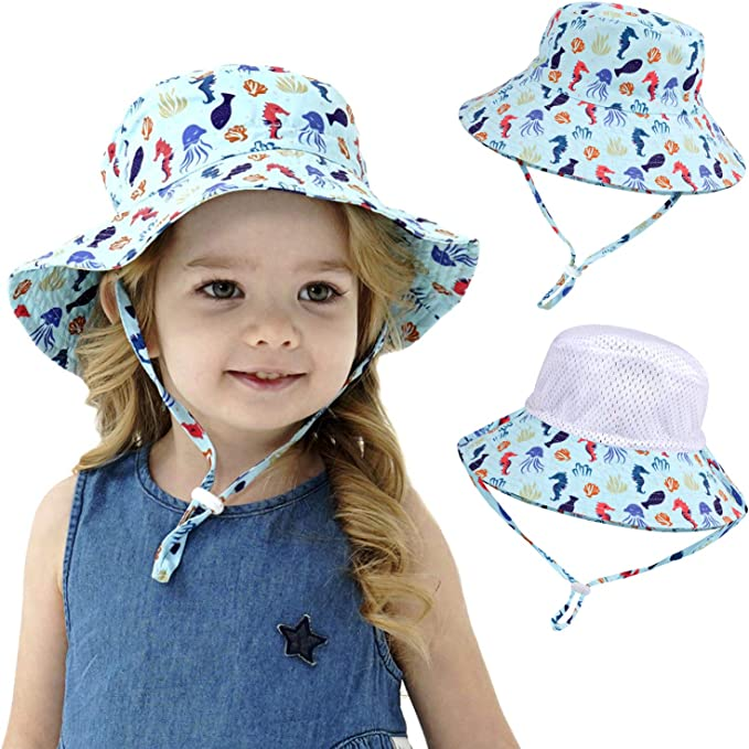 Beautiful Peppa Pig Girls Pink  Beach Sun Summer Bucket Hat Brand New