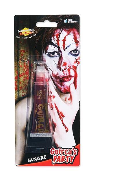 Guirca Tubetto di Sangue Finto per Trucco Horror 20 ml d2552a298376