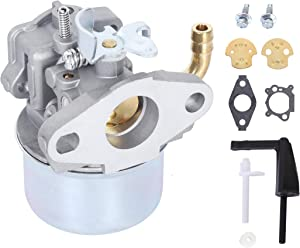 Pro Chaser 215434 Carburetor for MTD Yard Machines 21A-340-129 21A-332A500 21A-332C765 21A-332C131 21A332C131 22AA414A731 B&S OHV Engine Fits Troy-Bilt 21A-644A711 Craftsman 917.291482 917.291490