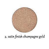 Niome 24 Color Lash Glitter Highlight Eyeshadow Diamond Powder Matte Eye Shadow Press Palette DIY Makeup 7g-4#
