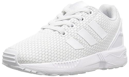 promo code 1b802 4d41e adidas Originals Kids' Zx Flux El I Running Shoe