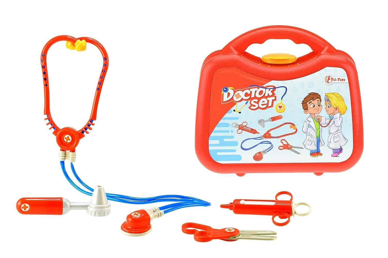 Toi-Toys - 2 Doctor Rojo alforjas y Bolsas, 18101 a ...