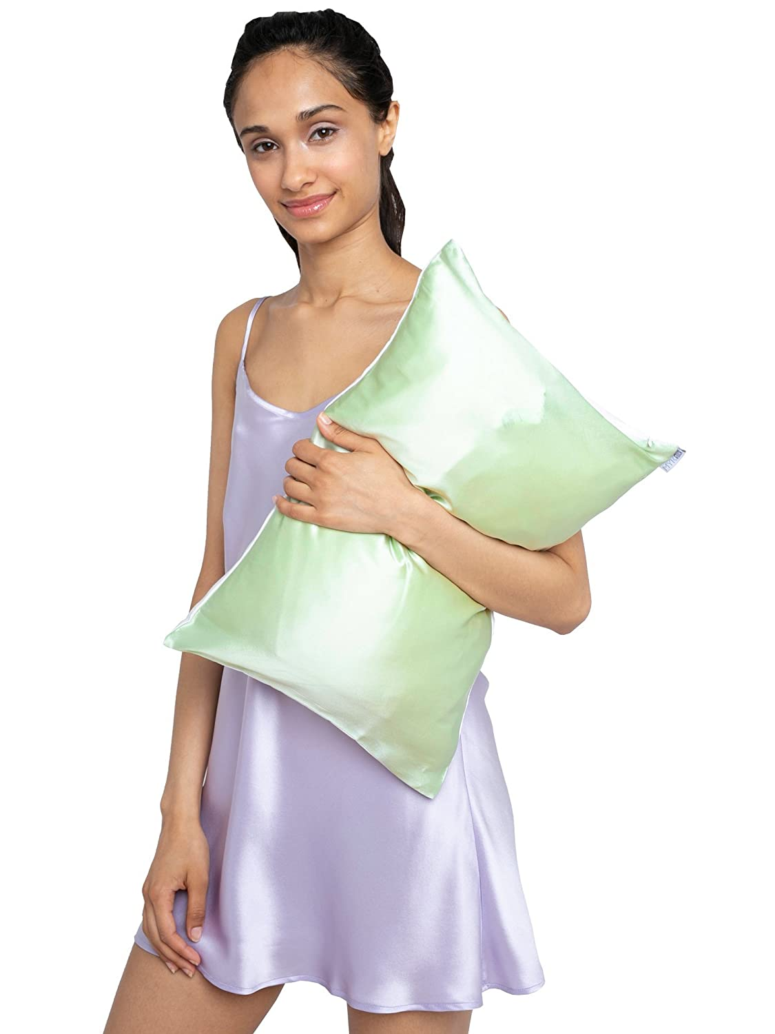 Pillow Case 1 Pack 100 Mulberry Silk Pillowcase For Hair