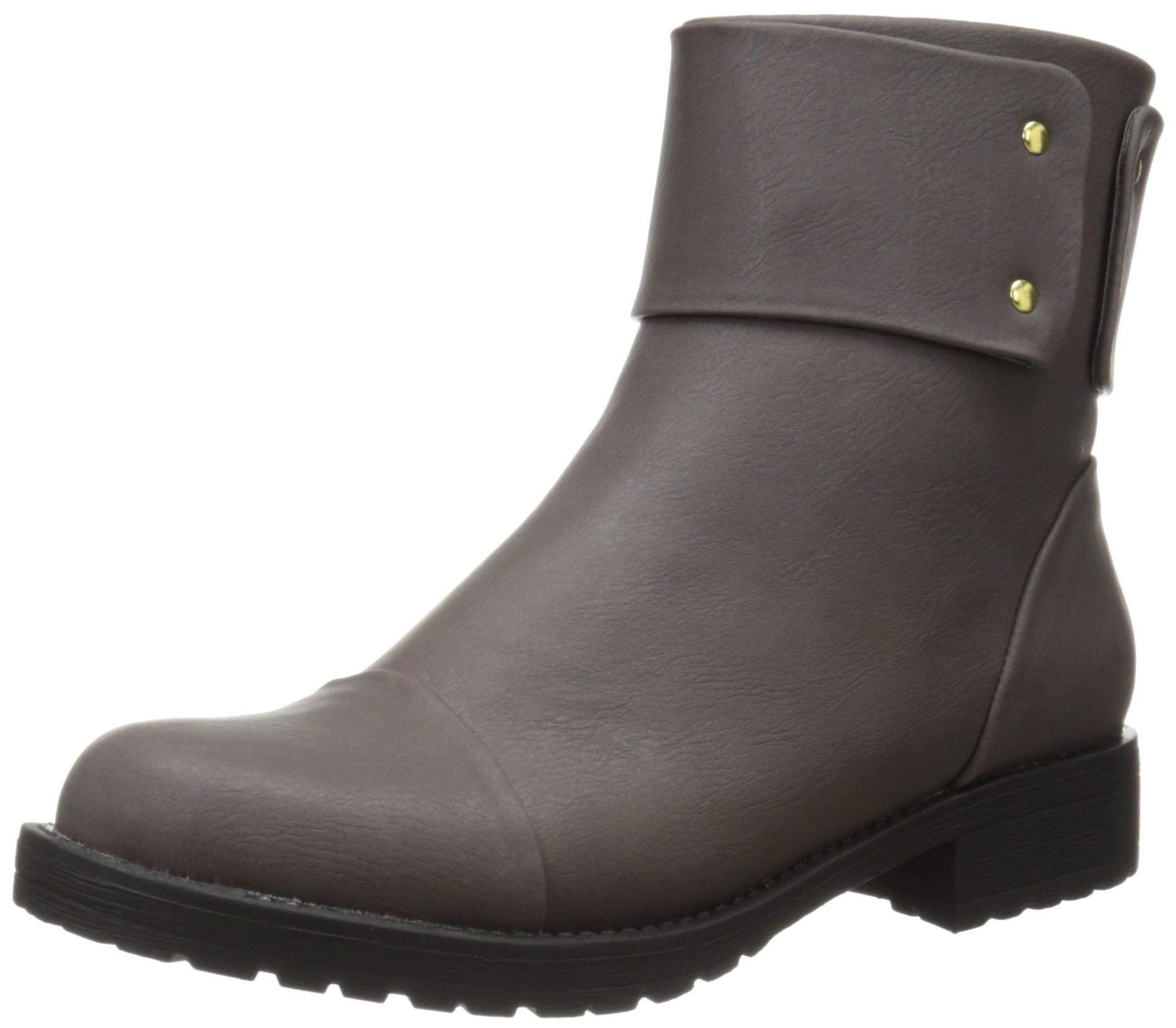 Penny Loves Kenny Women's Deron Chelsea Boot, Taupe, 7.5 M US