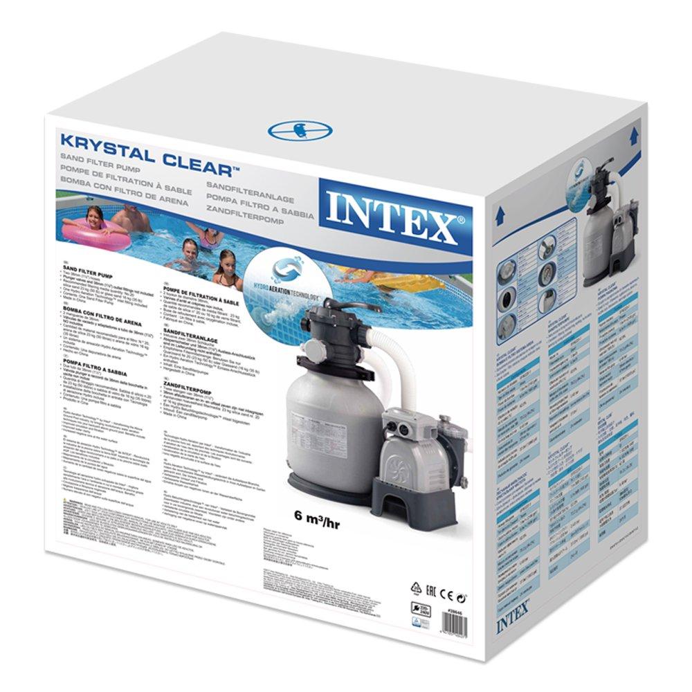 Intex 28646 - Depuradora de arena 12