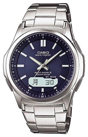 16beb4eac9 [カシオ]CASIO 腕時計 ウェーブセプター 電波ソーラー WVA-M630D-2AJF メンズ