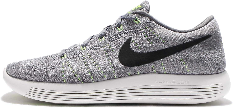 Nike Men s Lunarepic Low Flyknit, Cool Grey Black-Wolf Grey