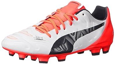 0f78cec28724 PUMA Men s Evopower 3.2 Firm Ground Soccer Shoe