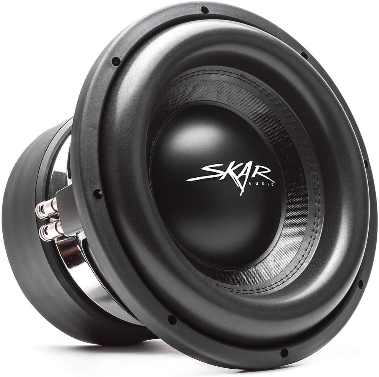 Skar Audio VXF-12 D2 12 3000 Watt Max Power Dual 2 Ohm Competition Car Subwoofer