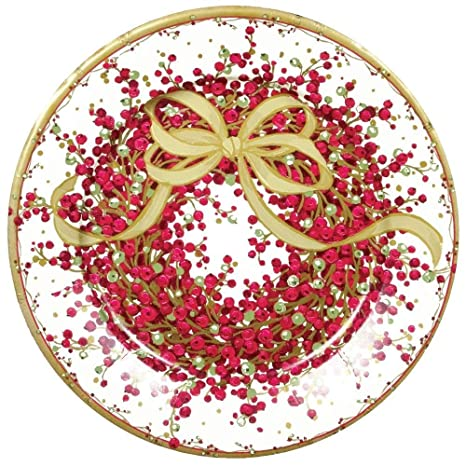 Christmas Plates.Christmas Plates Christmas Paper Plates Christmas Party Supplies Dessert Plates 8 Pepperberry 16 Pc