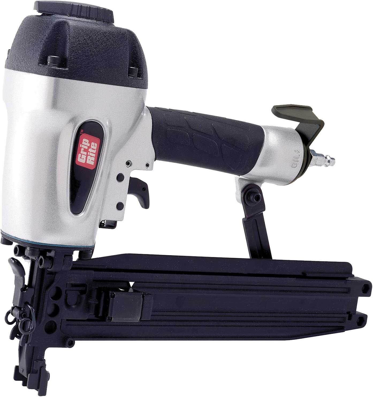 Grip-Rite GRTSM200 16 Gauge Medium Crown Stapler 7//16-Inch