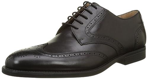 Calf Stonefly Para De Zapatos Berry Ii Brogue Hombre Cordones 1 aaUwftnq
