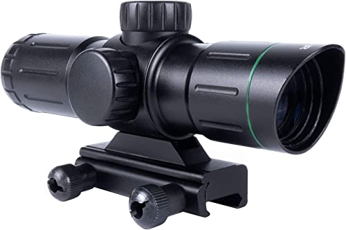 Monstrum 3x30 Ultra-Compact Rifle Scope