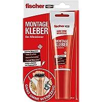 Fischer 545864pegamento de montaje, 1x universal montaje adhesivo