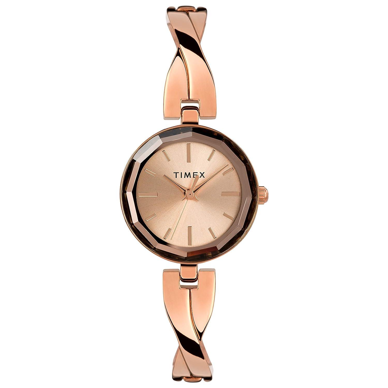 Timex Women s Dress Analog 26mm Bracelet Watch