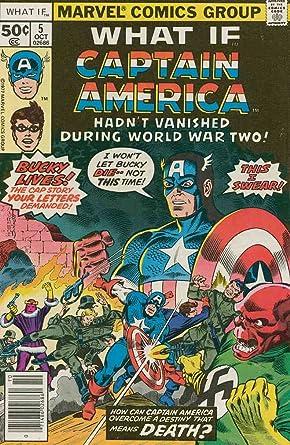 Amazon.com: What If…? (Vol. 1) #5 FN ; Marvel comic book ...