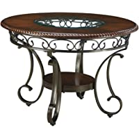 Deals on Ashley Furniture Signature Design Glambrey Dining Room Table