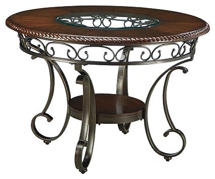 Amazon Com Ashley Furniture Signature Design Glambrey Dining