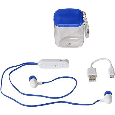 Bullet - Auriculares Bluetooth modelo Budget con carcasa y ...